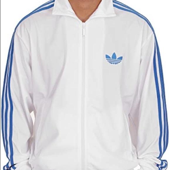 Adidas Firebird Tracksuit Jacket